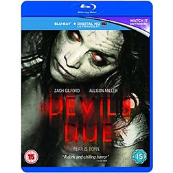 The Devil's Due Blu-ray Blu-ray