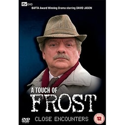A Touch Of Frost: Close Encounters DVD DVD