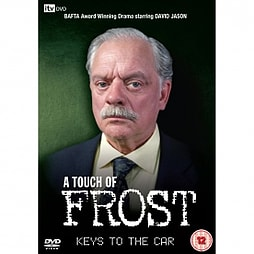 Touch of Frost Keys To The Car DVD DVD