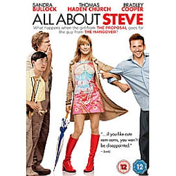 All About Steve DVD DVD