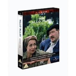Allo Allo - Series 3 and 4 DVD DVD