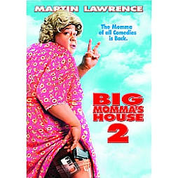 Big Momma's House 2 DVD DVD