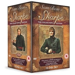 Sharpe: The Complete Series (Collector's Edition) DVD DVD