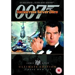 Bond Remastered Tomorrow Never Dies DVD DVD