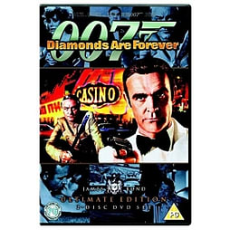 James Bond - Diamonds Are Forever (Ultimate Edition 2 Disc Set) DVD DVD