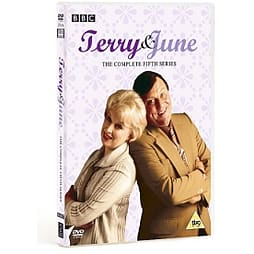 Terry and June : The Complete Fifth Series DVD DVD