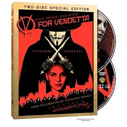 V for Vendetta Two-Disc Special Edition DVD DVD