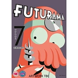 Futurama - Season 7 DVD DVD