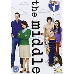 The Middle Season 1 DVD DVD