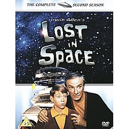 Lost In Space Season 2 DVD DVD