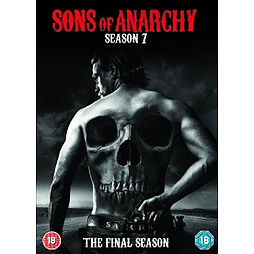 Sons of Anarchy: Season 7 DVD DVD