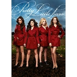 Pretty Little Liars The Complete Season 4 DVD DVD