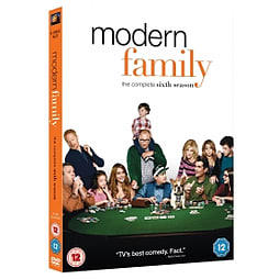 Modern Family - Season 6 DVD DVD