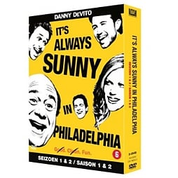 It's Always Sunny in Philadelphia - Season 1 and 2 DVD DVD