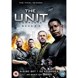 The Unit - Season 4 DVD DVD