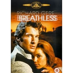 Breathless DVD DVD