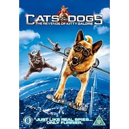 Cats and Dogs: The Revenge of Kitty Galore DVD DVD