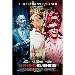 Unfinished Business (2015) DVD DVD