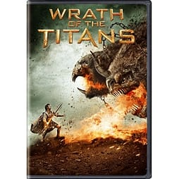Wrath of the Titans DVD DVD