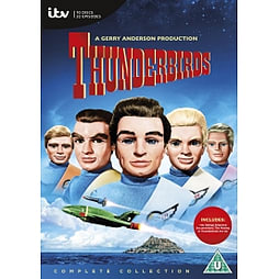 Classic Thunderbirds The Complete Collection DVD DVD