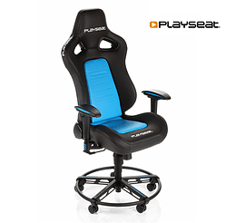 Playseat® L33T Gaming Chair - Blue Multi Format and Universal