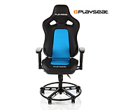 Playseat® L33T Gaming Chair - Blue screen shot 2