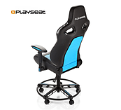 Playseat® L33T Gaming Chair - Blue screen shot 3