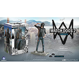 Watch Dogs 2 Figurine - Wrench Scaled Models