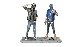 Watch Dogs 2 Figurine - Wrench screen shot 1