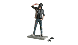 Watch Dogs 2 Figurine - Wrench screen shot 3