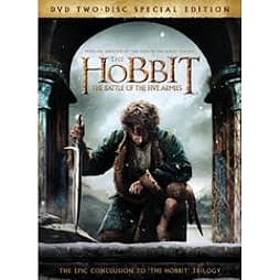 The Hobbit: The Battle of the Five Armies Two Disc Special Edition DVD DVD