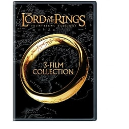 The Lord of the Rings 3-Film Collection (Theatrical Version) DVD DVD