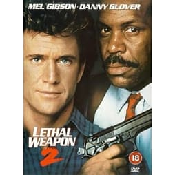 Lethal Weapon 2 DVD DVD