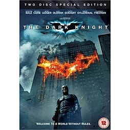 The Dark Knight Two Disc Special Edition DVD DVD