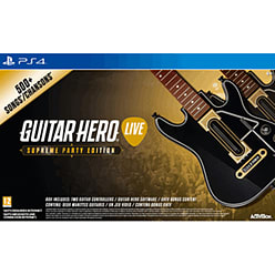Guitar Hero Live - Supreme Party Edition PS4 Cover Art