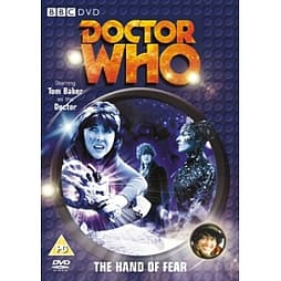 Doctor Who: The Hand of Fear (1976) DVD
