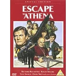 Escape To Athena DVD DVD