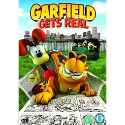 Garfield Gets Real DVD DVD