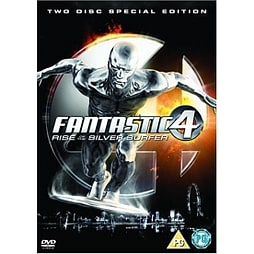 Fantastic Four Rise Of The Silver Surfer Special Edition DVD DVD