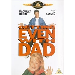 Getting Even With Dad DVD DVD