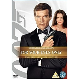 For Your Eyes Only DVD DVD