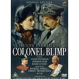 Life and Death of Colonel Blimp Special Edition DVD DVD