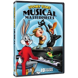 Looney Tunes Musical Masterpieces DVD DVD