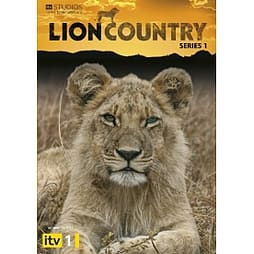 Lion Country DVD DVD