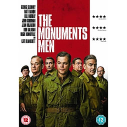 Monuments Men DVD DVD
