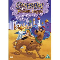 Scooby-Doo In Arabian Nights DVD DVD