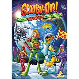 Scooby-Doo: Moon Monster Madness DVD DVD
