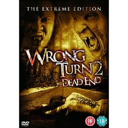 Wrong Turn 2: Dead End - Extreme Edition (Uncut) DVD DVD