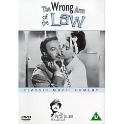 The Wrong Arm Of The Law DVD DVD