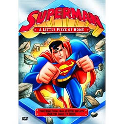 Superman - Animated: A Little Piece Of Home DVD DVD